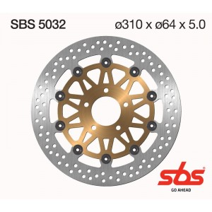 Disco Freno SBS 5032