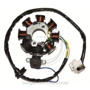 Stator motos chinas 50 4T